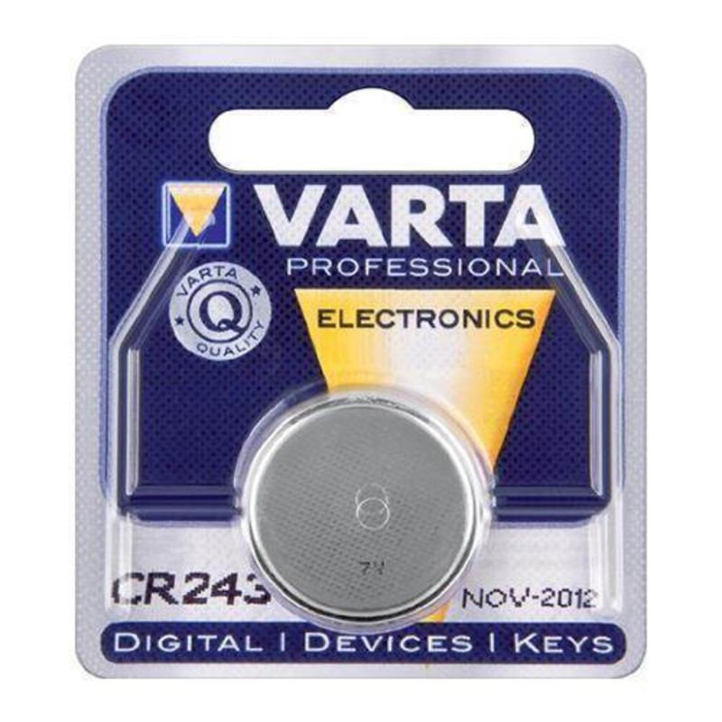 Knapcellebatteri, CR2430, 3V