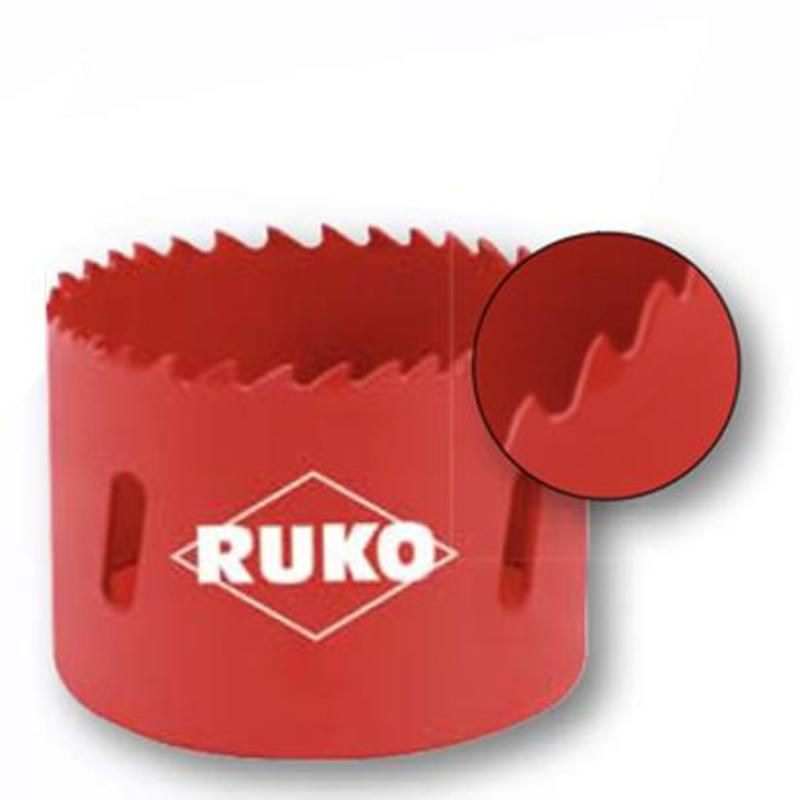 Kopbor /Hulsav - 54 mm, RUKO, variabel fortanding