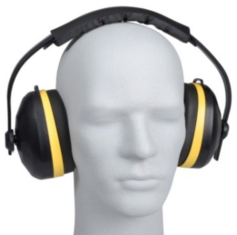 høreværn, passivt, roterbar øreskal