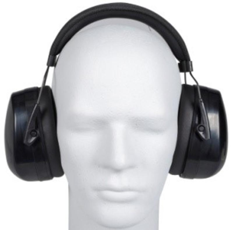 høreværn, passivt, SNR 32 dB
