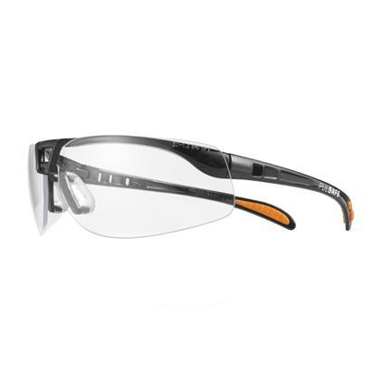 Sikkerhedsbrille, klar