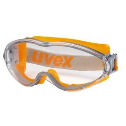 Sikkerhedsbrille til sterile arbejdsmiljøer, UVEX