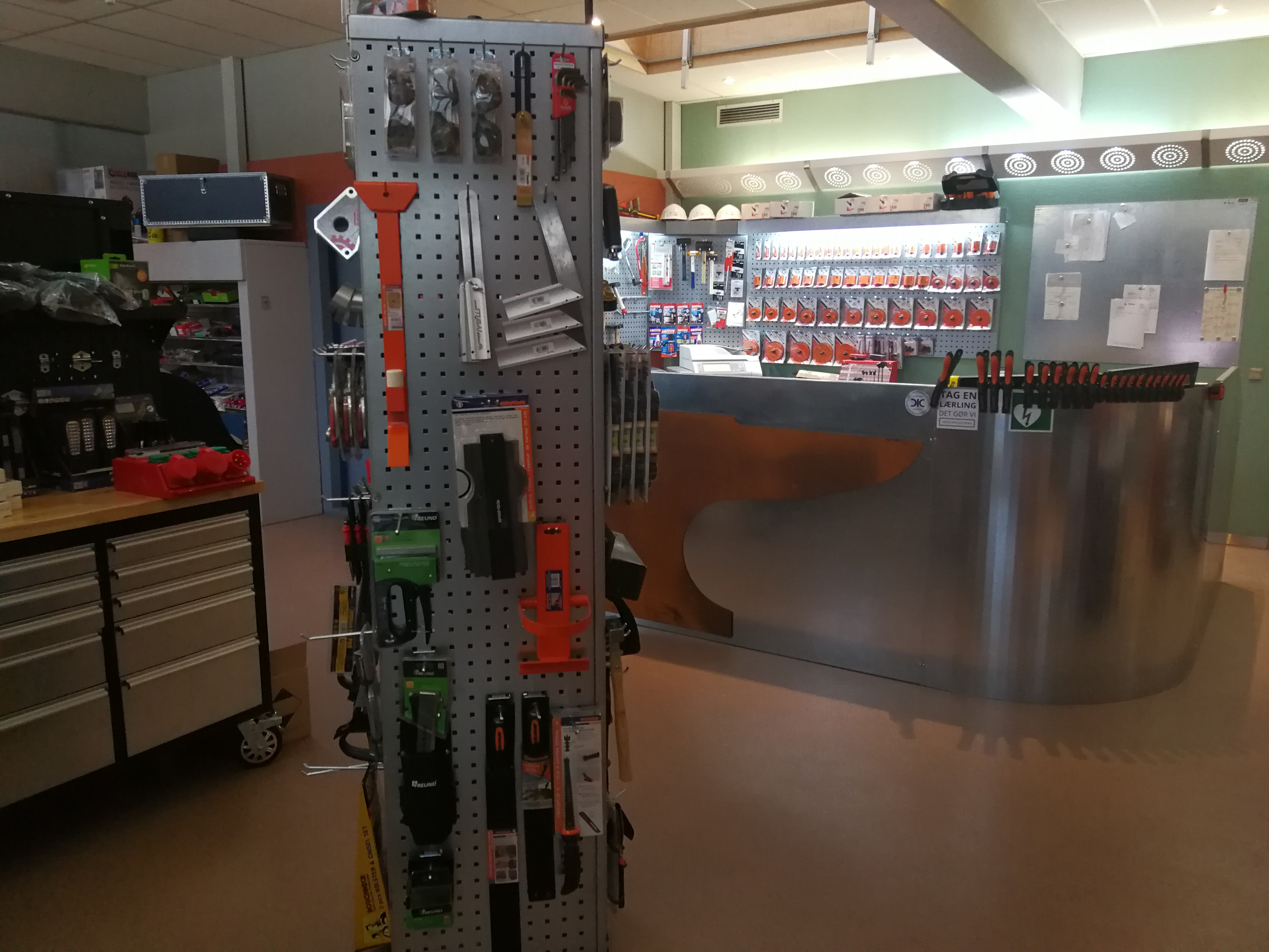 Velkommen indenfor hos Smedebutikken.dk